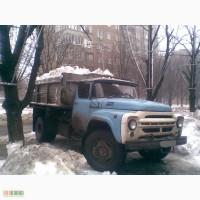 Вывоз и погрузка снега.Донецк