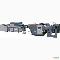 Продам автоматическую машину для трафаретной печати JB-720
