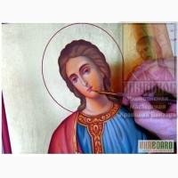 Св. Мирослава Константинопольская писанная икона на заказ