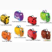 Оригинальные чемоданчики Транки Trunki - Англия, доставка по Киеву бесплатн