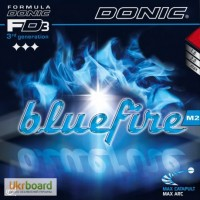 Продам накладка Donic Bluefire M2