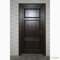 Дверь деревянная глухая, под стекло