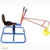 Экскаватор-игрушка «Король песочницы». НОВИНКА