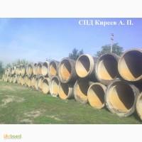 Продам трубы бетонные, железобетонные диам. 1200 мм L-5 м. б/у