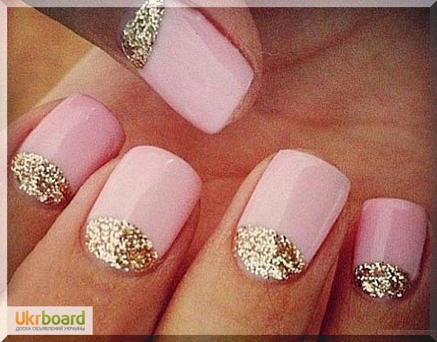 Дизайн коротких ногтей фото новинки