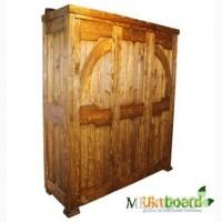 Мебель под старину на заказ, Шкаф Изольда