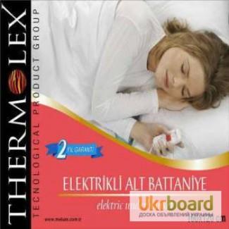 ЭЛЕКТРОПРОСТЫНЬ (Турция) 2х спальная 160х120 см
