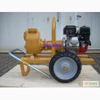 Мотопомпа Victor Pumps S 50 для откачки загрязнений