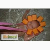 Шапочка с пенопластом для купания грудничков (новая)