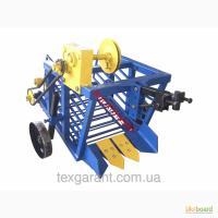 Картофелекопатель механизированный КРТ-1 (КРОТ) транспортерная Булат