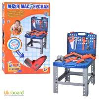 Набор инструментов 008-22 чемодан-стол, в кор-ке, 58-36-7, 5см