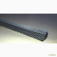 Сетка для крепления бентонитового шнура