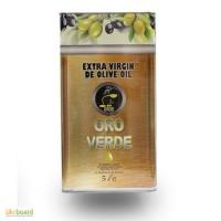 Масло оливковое Oro Verde 1л и 5л, масло Extra Vergine, Испания