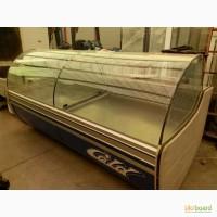Продам холодильную витрину б/у длина- 2, 5 м Cold (Польша)