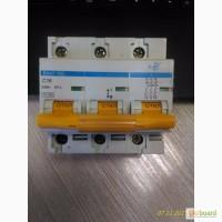 ВА47-100 3P C16 Термомагнитный 3-пол. автомат 16A 10kA (хар-ка C) ИЭК
