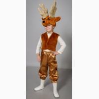 Детский карнавальный костюм Оленя 2-6 лет