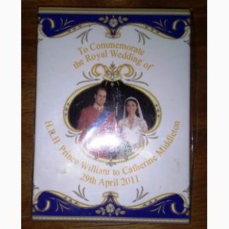 Магнитик Свадьба принца Уильяма и Кэтрин Миддлтон