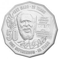 Австралия-50 центов (2017) #039;50-летие референдума#039; UNC