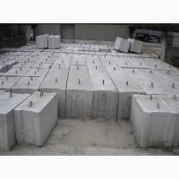 Продам ФБС, фундаментный блок строительный всех размеров
