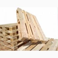 Покупаем деревянную тару, европоддоны