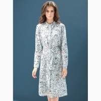 Женское платье-рубашка от DZAN