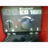 Професійний зварювальний апарат Einhell ES 160