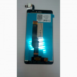 Дисплей экран модуль LCD Xiaomi Redmi Note 4x + touch Black Original