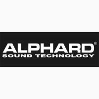 Динамики, усилители, аксессуары, сабвуфера от производителя Alphard