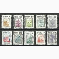 Продам марки России (Стандарты)