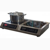 Плита индукционная 3, 5 кВт 710х445х110 Tehma
