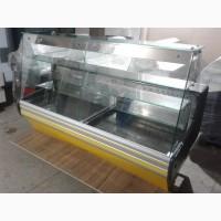 Кондитерская витрина Cold 1, 4 м. б/у, холодильная витрина б/у