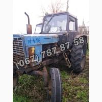 СРОЧНО! Продам трактор колесный МТЗ-80, состояние нормальное