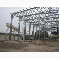 Строительство ангаров, складов под ключ в Днепре и области