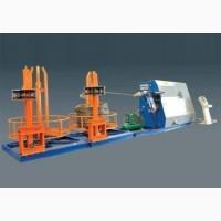 Продам Автоматический правильно-гибочный станок по производству строительных скоб -хомутов