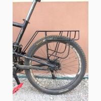 Велобагажник для двухподвеса