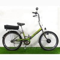 Складной электрический велосипед Azimut 24 350W 36v