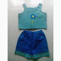 Детский летний костюм Basic Editions (на девочку)