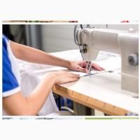 Швейный цех принимает заказы на отшив изделий любой сложности и количества