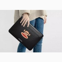 Папка конверт для ноутбука для MacBook 13 Monkey Series Skin Pro 2 Paul Frank Leather
