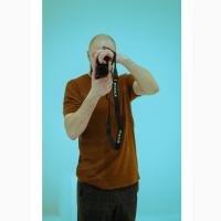 Видеооператор-фотограф в Одессе. (работа любой сложности)
