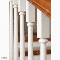 Ограждение лестниц. Перила. Поручни