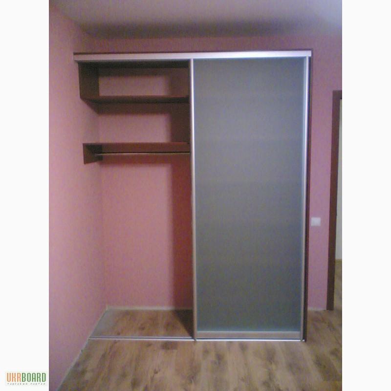 Фото до оголошення: шкафы-купе, застройка ниш - ukrboard.kha.