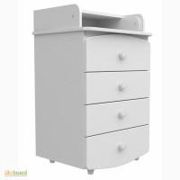 Комод-пеленатор (90 60 51), Пеленальный комод, Мебель для новорожденных