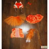 Прокат костюма Лисы на девочку 2-4 года