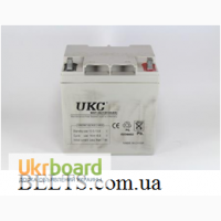 Гелевый аккумулятор UKC 12V 24A