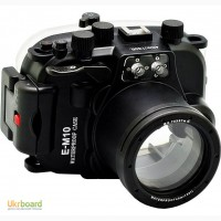 Olympus E-M10 (14-42 mm) Аквабокс для съёмки под водой
