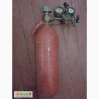 Газовый баллон 5 литров с редутором