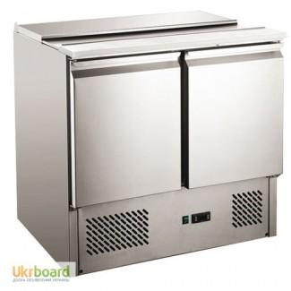 Саладетта холодильный стол для пиццы GGM Gastro SAS97 Новые