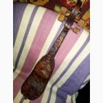 Скрипка Тролльскрипка, трэскофиоль (нар.шведская скрипка из ботинка)