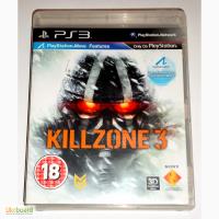 Killzone 3 для PS3 диск, на русском